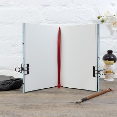 CDN5004 - Carnet de notes : Pages intérieures à points.