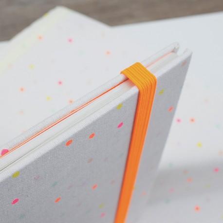 Fermeture à élastique de couleur
